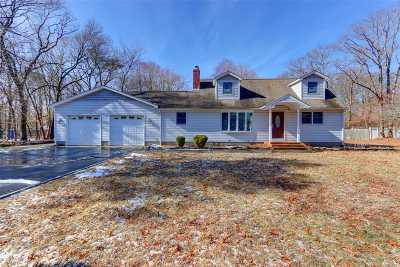 Miller Place Single Family Home For Sale: 44 Radio Avenue