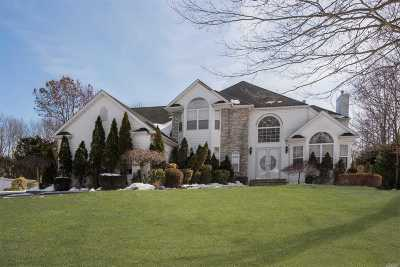 Setauket Single Family Home For Sale: 17 Stadium Blvd