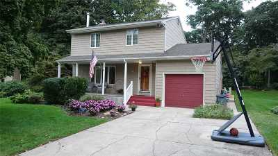Commack Single Family Home For Sale: 66 Schuyler Dr