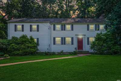 Stony Brook Single Family Home For Sale: 4 Ely Ln