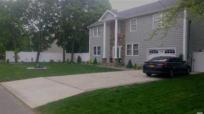 Copiague Single Family Home For Sale: 297 Florida Ave