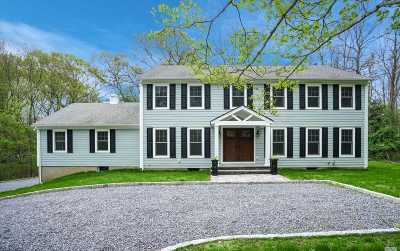 Nissequogue Single Family Home For Sale: 5 Short Path
