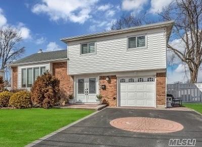 N. Babylon Single Family Home For Sale: 385 Oconnor Rd