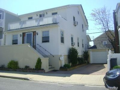Island Park, Long Beach, Lynbrook, Oceanside, Rockville Centre Multi Family Home For Sale: 810 E Chester St