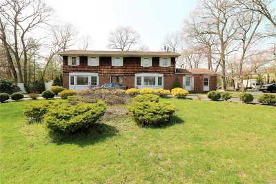 Dix Hills Single Family Home For Sale: 1 Whispering Ct
