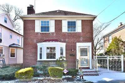Jamaica Estates Single Family Home For Sale: 85-40 Eton St