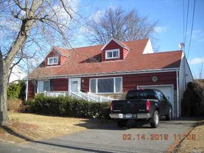 Lindenhurst Single Family Home For Sale