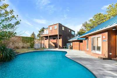 Amagansett Single Family Home For Sale: 8 Pine Way