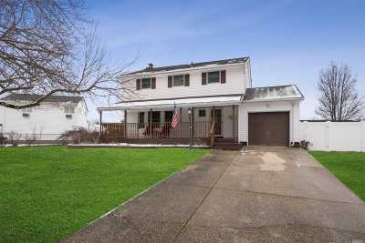 Commack Single Family Home For Sale: 3 Parkview Dr