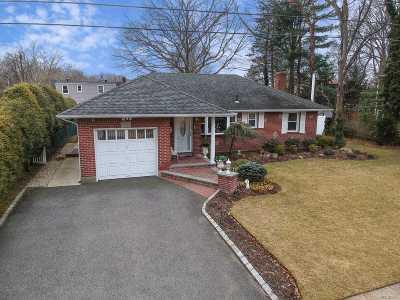 Massapequa Single Family Home For Sale: 252 Boston Ave