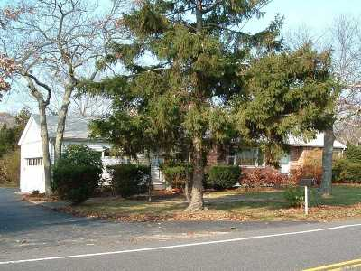 Hampton Bays Single Family Home For Sale: 88 Lynn Ave