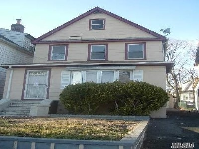 Queens Village Single Family Home For Sale: 213-09 Murdock Ave