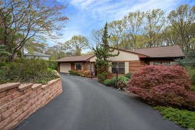 Commack Single Family Home For Sale: 34 Gannet Dr