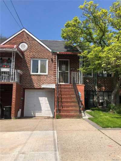 Flushing Multi Family Home For Sale: 59-32 164 St