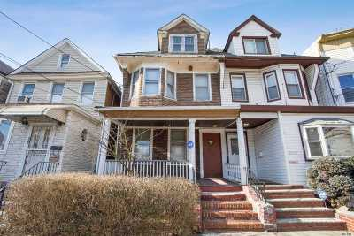 Woodhaven Single Family Home For Sale: 86-08 89th St
