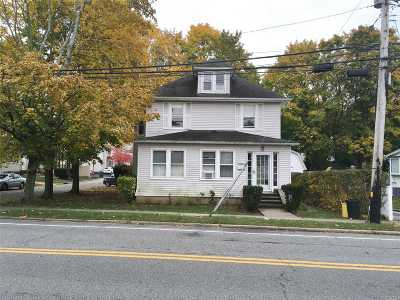Syosset Multi Family Home For Sale: 55 Muttontown Rd