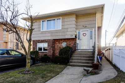 Island Park, Long Beach, Lynbrook, Oceanside, Rockville Centre Multi Family Home For Sale: 609 Monroe Blvd