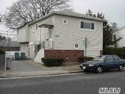 Island Park, Long Beach, Lynbrook, Oceanside, Rockville Centre Multi Family Home For Sale: 115 Maple Blvd