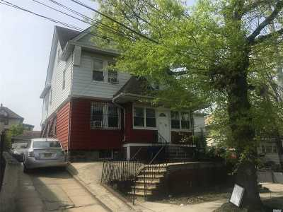 Flushing Multi Family Home For Sale: 132-42 Booth Memorial Ave