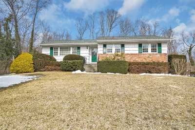 Smithtown Single Family Home For Sale: 5 Terrace Ln