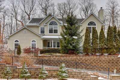 Huntington Single Family Home For Sale: 59 Ketewomoke Dr