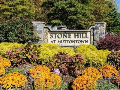 Muttontown Residential Lots & Land For Sale: 10 Ardmore Ct