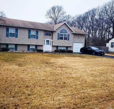 Mastic Beach Single Family Home For Sale: 38 Mill Dr