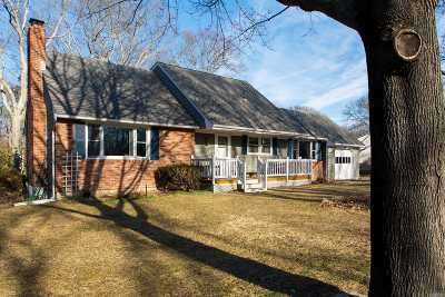 Southampton Single Family Home For Sale: 3 Beechwood Dr
