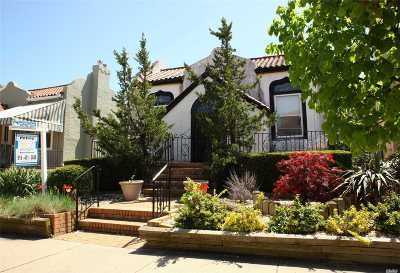 Long Beach NY Single Family Home For Sale: $799,000