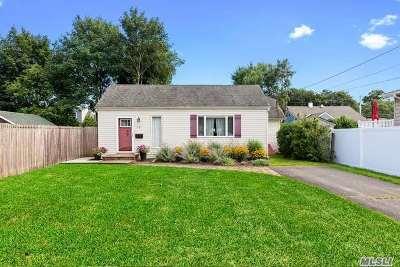 West Islip Single Family Home For Sale: 12 Udalia Rd