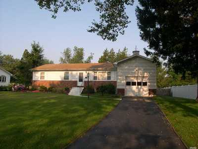N. Babylon Single Family Home For Sale: 19 Denise Dr
