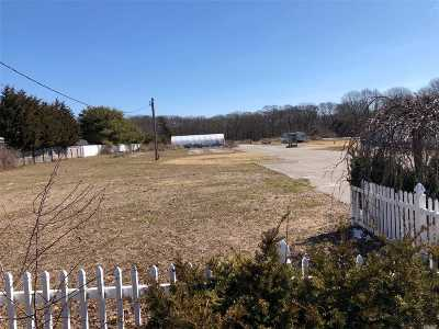 Sayville Residential Lots & Land For Sale: 345 Broadway Ave