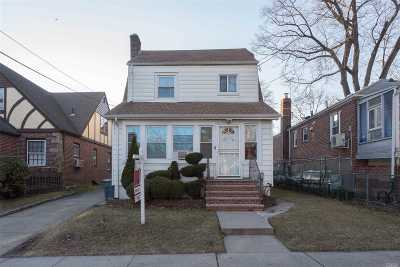 Flushing Multi Family Home For Sale: 35-14 172nd St