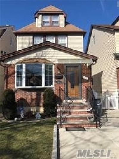 Whitestone Single Family Home For Sale: 146-37 21 Ave