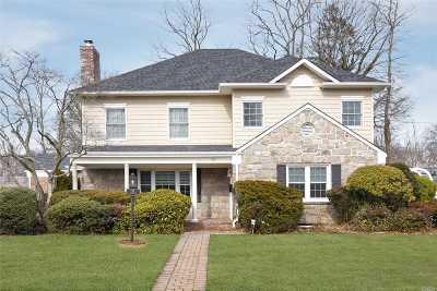 Rockville Centre Single Family Home For Sale: 59 Allen Rd