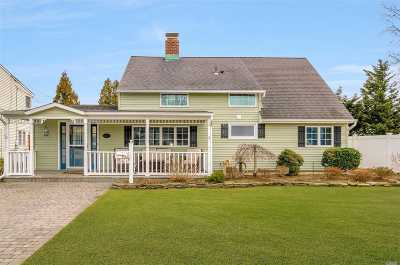 Wantagh Single Family Home For Sale: 57 Wing Ln