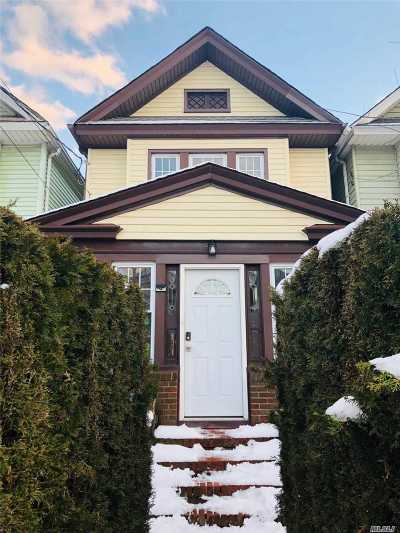 Kew Gardens Single Family Home For Sale: 123-12 85th Ave