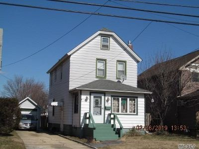 Single Family Home For Sale: 58 Althouse Ave