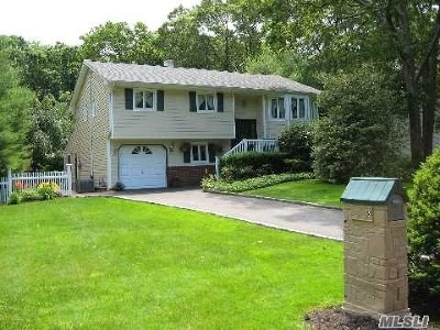 Smithtown Single Family Home For Sale: 5 Reed St