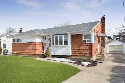 East Meadow Single Family Home For Sale: 1394 Hemlock Ave