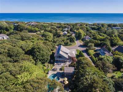 Montauk Single Family Home For Sale: 75 Wood Dr