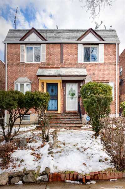 Hillcrest Single Family Home For Sale: 82-09 167th St