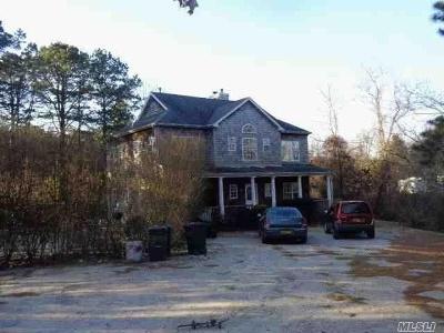 Southampton Single Family Home For Sale: 58 Shinnecock Hills Rd