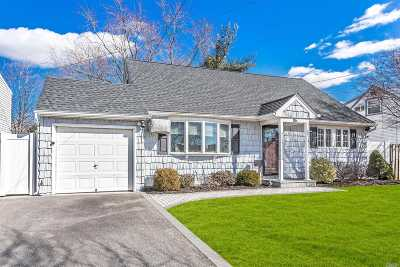 Bethpage Single Family Home For Sale: 86 S Herman Ave