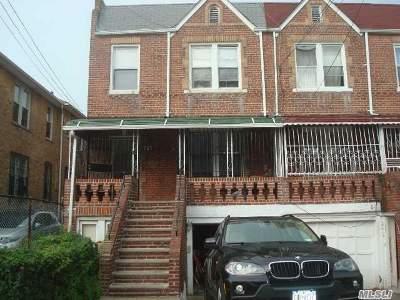 Brooklyn Multi Family Home For Sale: 207 E 56th Avenue St