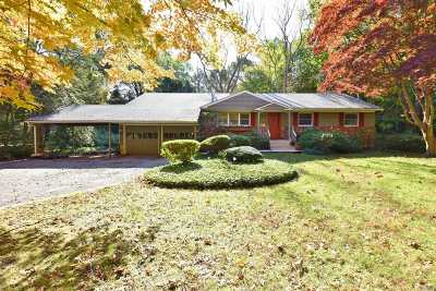 Dix Hills Single Family Home For Sale: 14 Beltane Dr