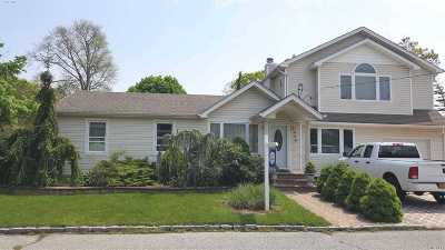 Lindenhurst Single Family Home For Sale: 446 S 13th St