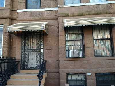 Brooklyn Multi Family Home For Sale: 490 Chauncey St
