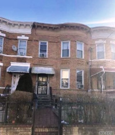 Brooklyn Multi Family Home For Sale: 325 E 52nd St