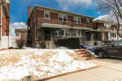 Queens County Single Family Home For Sale: 58-09 182nd St